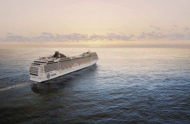 Die Highlights der World Cruise 2023 von MSC Cruises