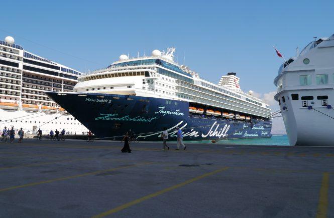 Mein Schiff Flotte bietet Touren in Nordeuropa und Mittelmeer an