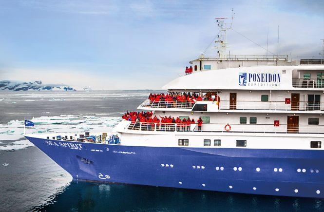 Poseidon Expeditions-Kreuzfahrten: Kleiner ist feiner – neue Expeditionen