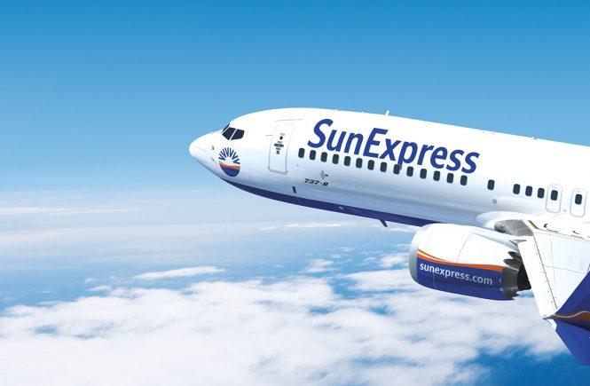 Gutes Gefühl auf 11.000 Metern Höhe – Freier Mittelsitz bei SunExpress