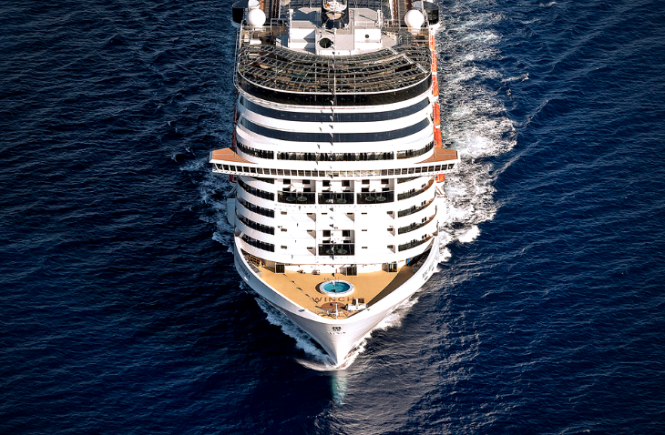 MSC Cruises auf Kurs für Neustart in Japan im April 2021