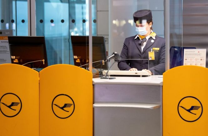 Lufthansa-Konzern streicht kostenfreie Bordverpflegung