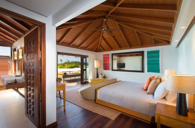 Ein Jahr lang Urlaub machen im Luxushotel auf den Malediven