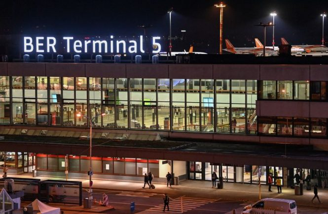 Am BER soll ein Terminal geschlossen werden