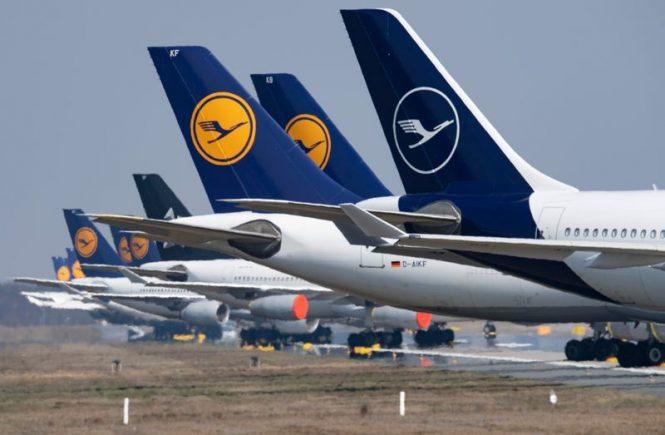 Lufthansa will keinen Imfpflicht