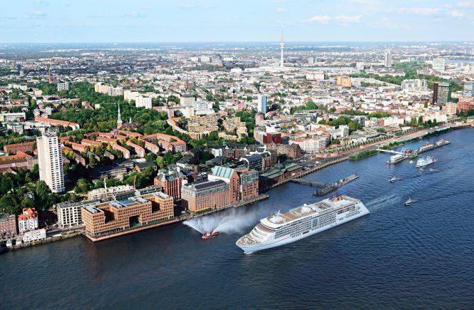 Hapag-Lloyd Cruises ab April 2021 mit vier Schiffen auf den Weltmeere