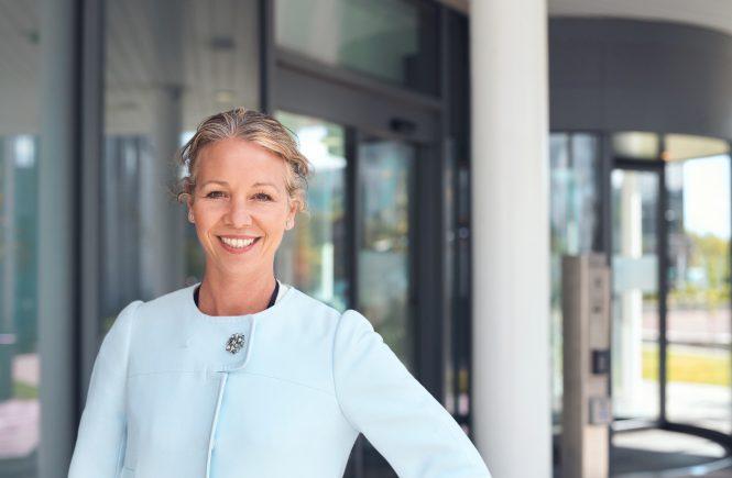 Hedda Felin wird neue CEO von Hurtigruten Norwegen