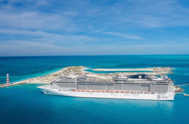 Das Winterprogramm 2021/2022 von MSC Cruises