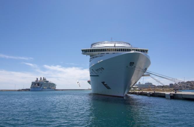 MSC Cruises muss den Kreuzfahrtbetrieb im Mittelmeer einstellen