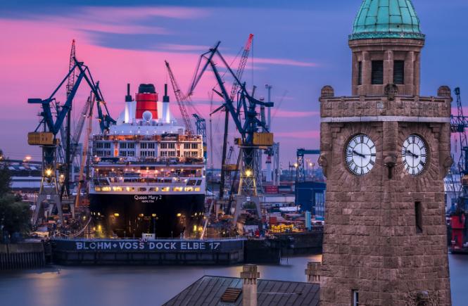 Verlängerung der Kreuzfahrtpause für die Queen Elizabeth und die Queen Mary 2