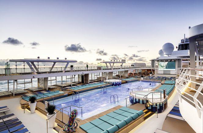 Weihnachten an Board der TUI Cruises - Mein Schiff Flotte
