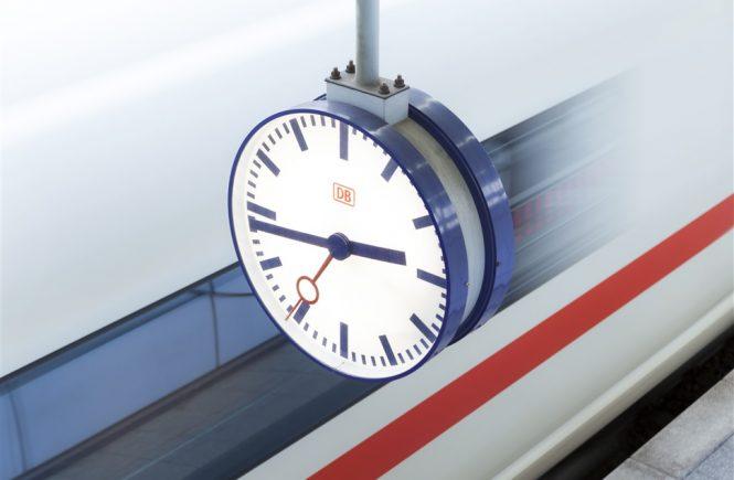Deutsche Bahn fährt mit höchster Pünktlichkeit seit 15 Jahren