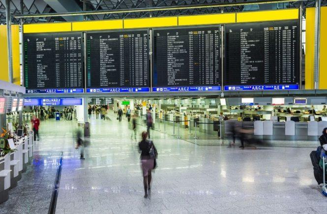 Schärfere Corona-Kontrollen am Flughafen Frankfurt