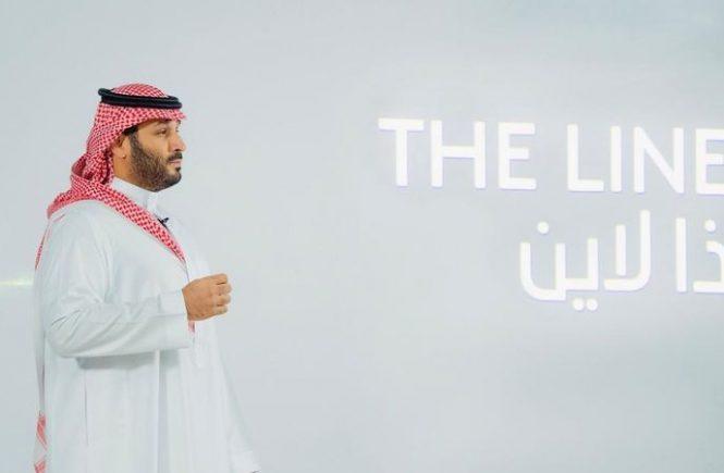 Saudi-Arabien will autofreie Stadt am Roten Meer bauen
