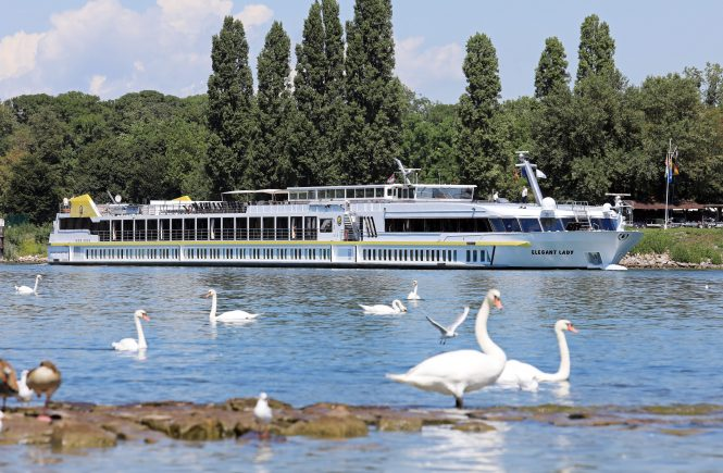 Plantours Kreuzfahrten: Rekord an innerdeutschen Flussreisen