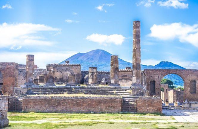 Pompeji strahlt im frischen Glanz