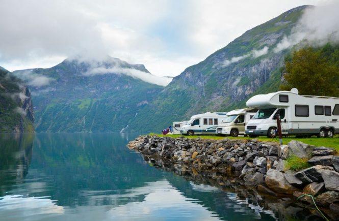 Camping bleibt 2021 auf Wachstumskurs
