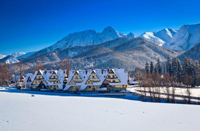 Hotels und Skigebiete öffnen in Polen