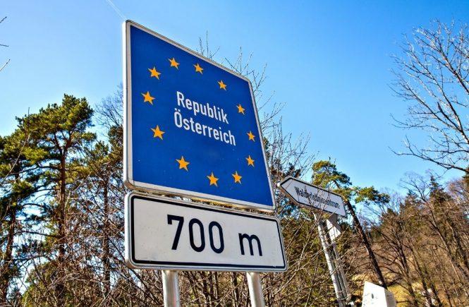 Strenge Kontrollen an den Grenzen zu Tirol und Tschechien