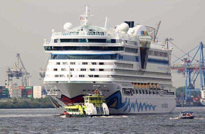 Aida verlängert Kreuzfahrt-Pause bis zum 20. März