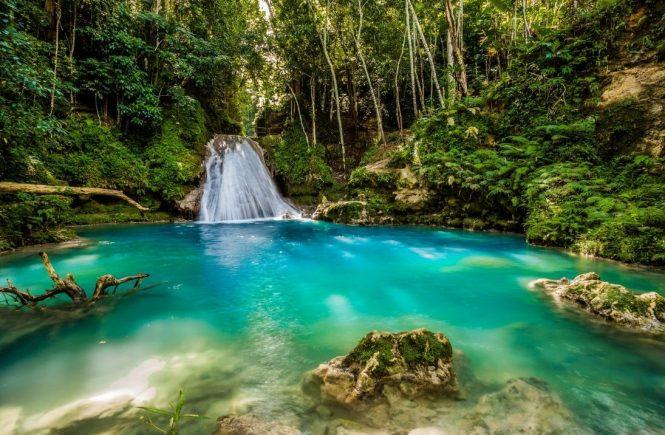 Mit Edelweiss nach Jamaika