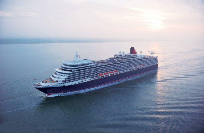 Verlängerung der Kreuzfahrtpause für alle drei Cunard Queens