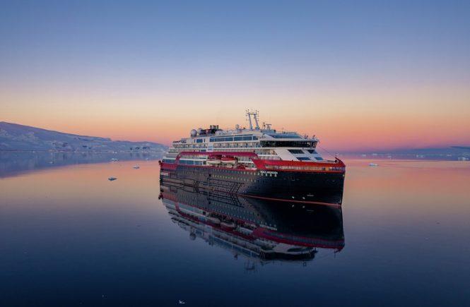 Hurtigruten lädt zu einer inspirierenden Reise ans Ende der Welt ein