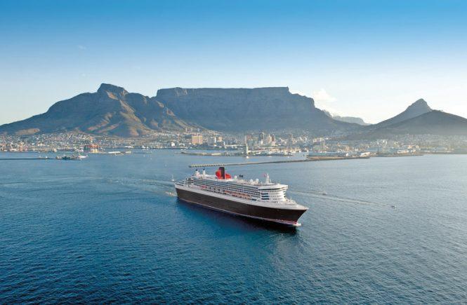 100 Jahre Weltreisen mit Cunard – das wird gefeiert!