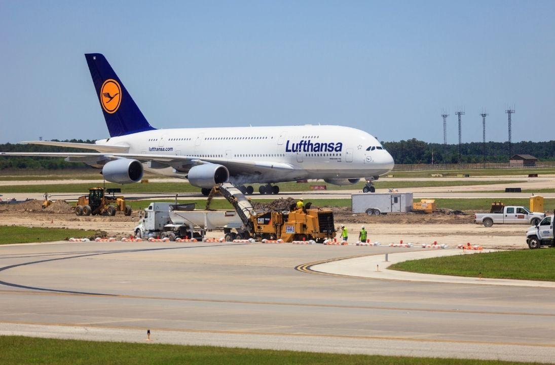 Lufthansa Dividende 2021