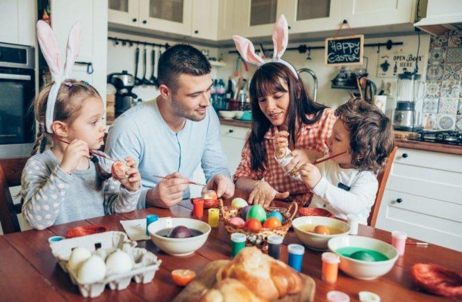 Umfrage: Große Mehrheit will in den Osterferien zu Hause bleiben