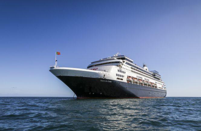 Die Renovierungsarbeiten an VASCO DA GAMA von nicko cruises laufen auf Hochtouren