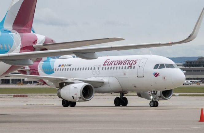 Eurowings errichtet Basis am BER