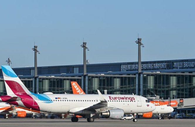 Eurowings sieht sprunghaften Buchungsanstieg für den Sommer