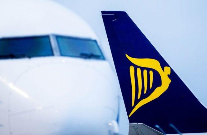 Ryanair verlängert kostenlose Umbuchungen