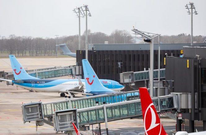 Fluggesellschaften warten auf Details zu Corona-Tests