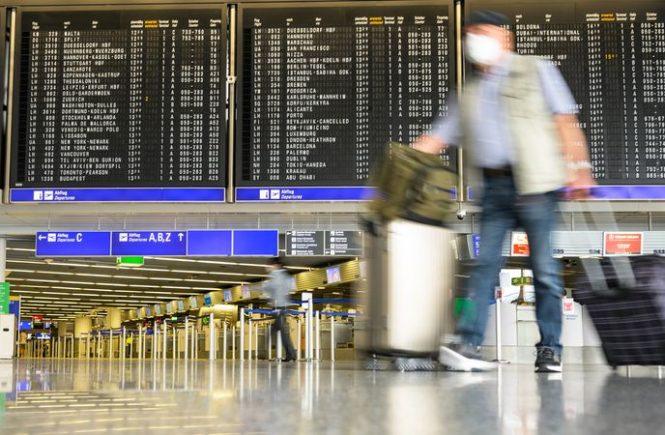 Testpflicht-Start: Reiserückkehrer werden kontrolliert