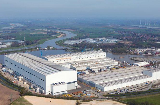 Meyer-Werft bekommt in Corona-Krise Auftrag aus Japan