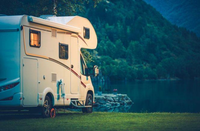 Campingplätze in Deutschland hoffen auf den Mai