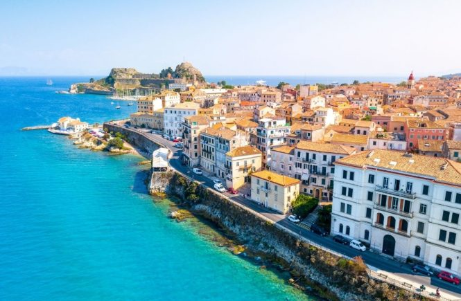 Buchungsstart für neue Griechenlandreisen mit AIDA