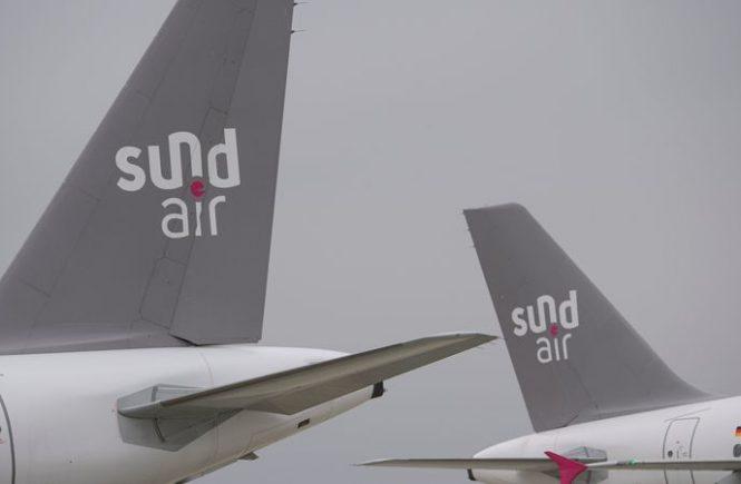 Fluggesellschaft Sundair will im April Sanierung abschließen