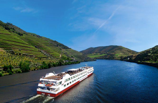 Erste nicko cruises Flusskreuzfahrt am 3. Juni