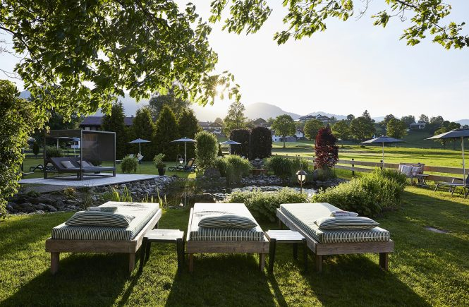 HOTEL ROSENSTOCK · MEINE ZEIT · MEIN HOTEL