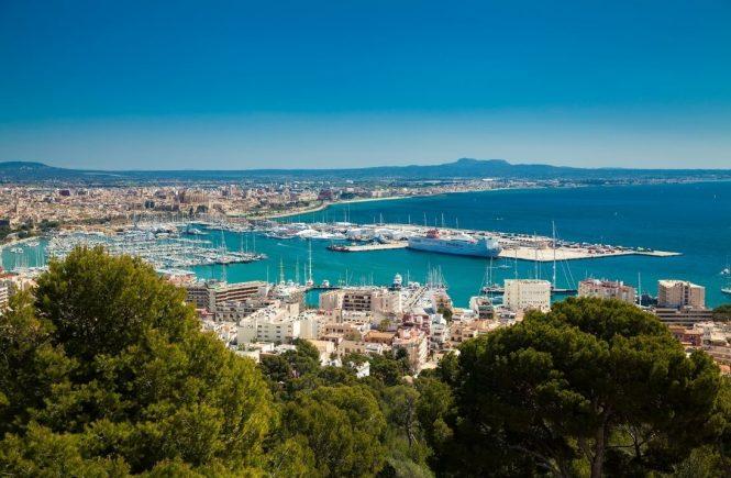 TUI Cruises - Mein Schiff startet im Juni wieder ab/bis Palma de Mallorca