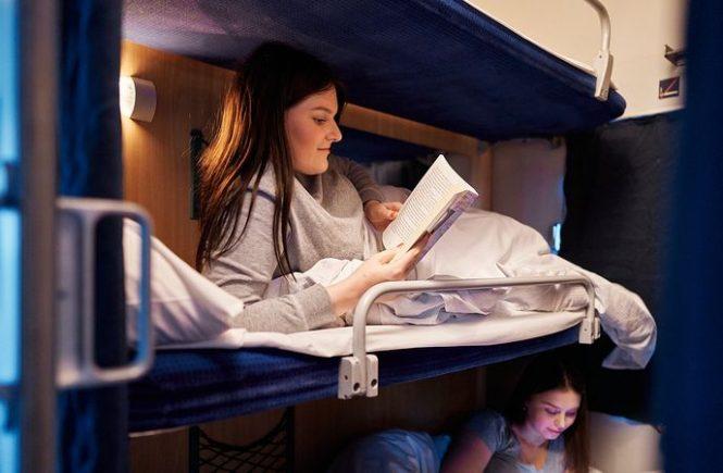 Nachtzug-Verbindungen in Europa