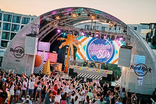 Pilotveranstaltung im Hard Rock Hotel Ibiza am 25. Juni 2021
