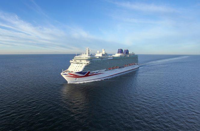 P&O Cruises nimmt Betrieb wieder auf
