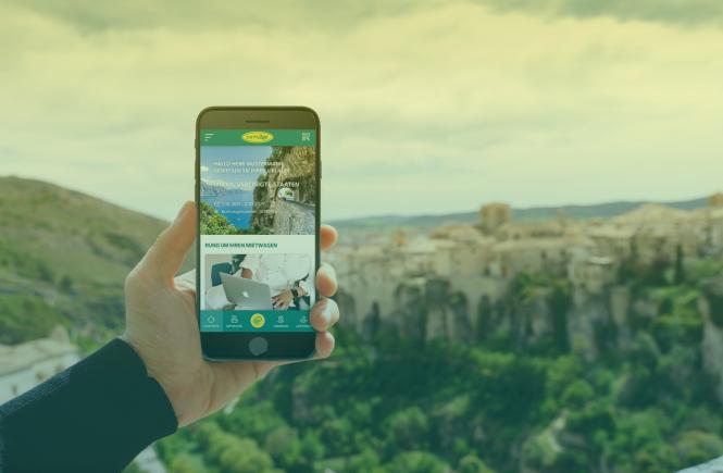Sunny Cars führt mit Sunny2go eine Web-App mit Concierge-Service ein