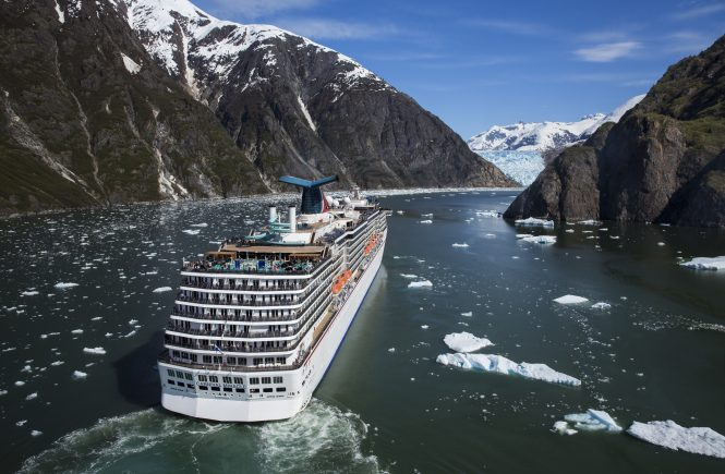 Carnival Cruise Line lichtet die Anker