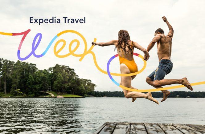 Expedia feiert Wiederaufschwung der Reisebranche mit der ersten Expedia Travel Week