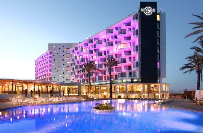 Hard Rock Hotel Ibiza wird Gastgeber beim Event-Pilotprojekt 25. Juni 2021
